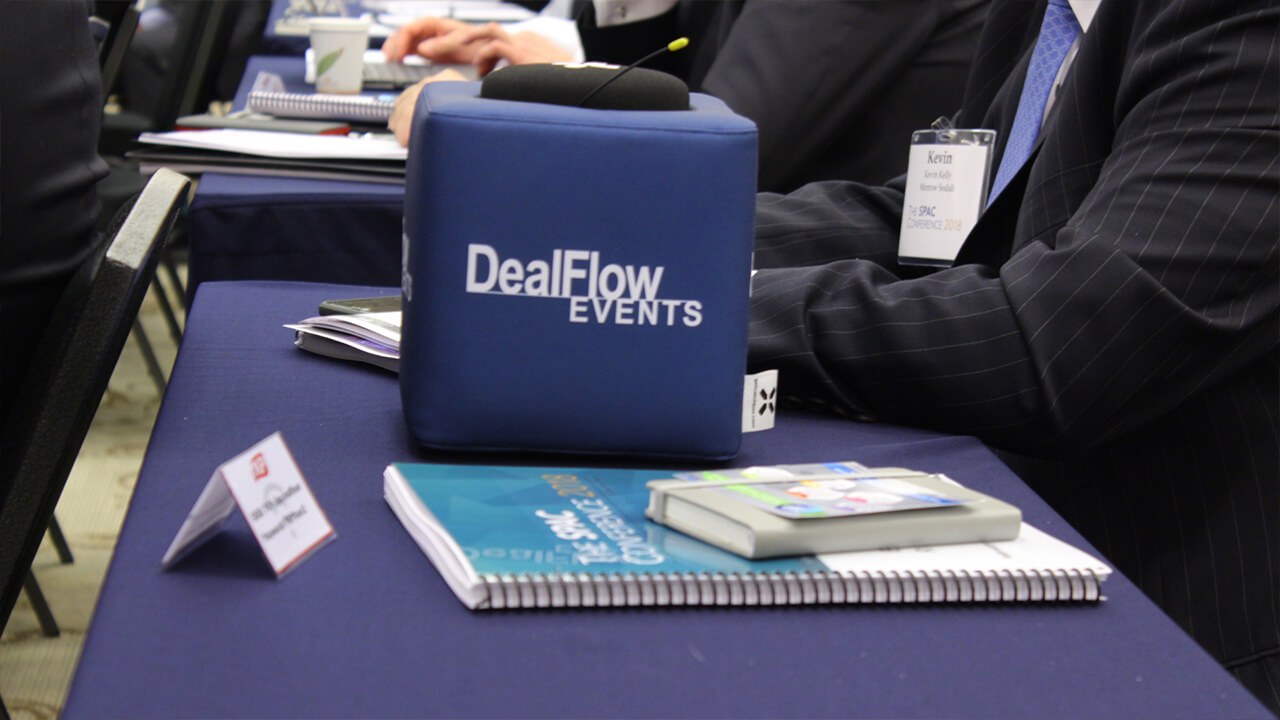 DealFlow Events CatchBox