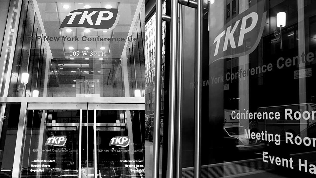 TKP New York Conference Center Collage Slide