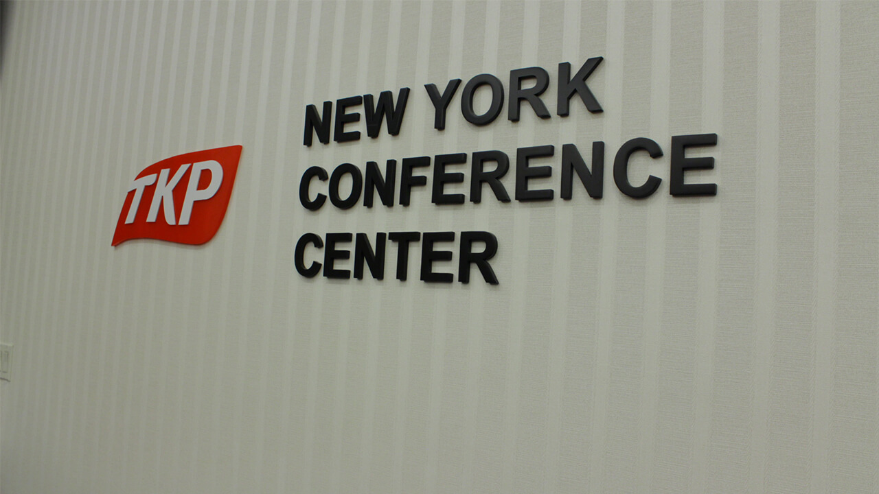 TKP New York Conference Center Slide 02